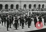Image of military ceremony Paris France, 1918, second 11 stock footage video 65675021957