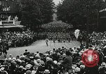 Image of military parade Paris France, 1918, second 4 stock footage video 65675021958