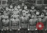 Image of United States officers France, 1918, second 3 stock footage video 65675021961