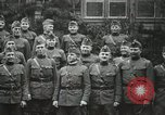 Image of United States officers France, 1918, second 7 stock footage video 65675021961