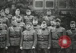 Image of United States officers France, 1918, second 8 stock footage video 65675021961