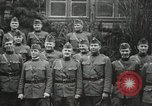 Image of United States officers France, 1918, second 10 stock footage video 65675021961