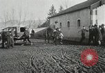 Image of United States troops rodeo France, 1918, second 8 stock footage video 65675021964