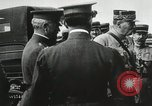 Image of General John Pershing France, 1918, second 8 stock footage video 65675021965