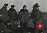 Image of United States airmen France, 1918, second 4 stock footage video 65675021966