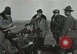 Image of United States airmen France, 1918, second 6 stock footage video 65675021966