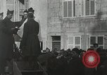 Image of Baptism rite France, 1918, second 11 stock footage video 65675021970