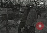 Image of United States Army soldiers France, 1918, second 2 stock footage video 65675021974