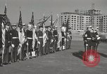 Image of Marine Corps War Memorial Arlington Virginia USA, 1954, second 2 stock footage video 65675021984