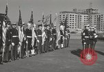 Image of Marine Corps War Memorial Arlington Virginia USA, 1954, second 3 stock footage video 65675021984