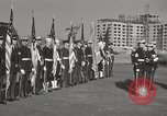 Image of Marine Corps War Memorial Arlington Virginia USA, 1954, second 5 stock footage video 65675021984