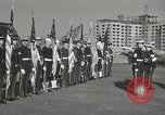 Image of Marine Corps War Memorial Arlington Virginia USA, 1954, second 6 stock footage video 65675021984