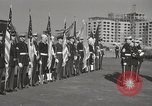 Image of Marine Corps War Memorial Arlington Virginia USA, 1954, second 7 stock footage video 65675021984