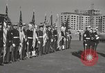 Image of Marine Corps War Memorial Arlington Virginia USA, 1954, second 8 stock footage video 65675021984