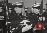 Image of Marine Corps War Memorial Arlington Virginia USA, 1954, second 11 stock footage video 65675021984