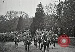 Image of Unknown Soldier of World War 1 arrives at Arlington National Cemetery Arlington Virginia USA, 1921, second 10 stock footage video 65675021989