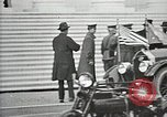 Image of Funeral service for first American Unknown Soldier Arlington Virginia USA, 1921, second 9 stock footage video 65675021990