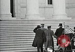Image of Funeral service for first American Unknown Soldier Arlington Virginia USA, 1921, second 12 stock footage video 65675021990