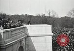 Image of American Unknown Soldier Arlington Virginia USA, 1921, second 11 stock footage video 65675021992