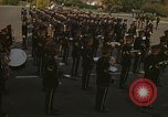 Image of military funeral Arlington Virginia USA, 1979, second 12 stock footage video 65675021999