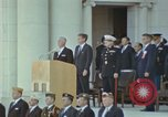 Image of John F Kennedy Veterans Day ceremony Virginia United States USA, 1963, second 10 stock footage video 65675022002