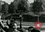 Image of French civilians Paris France, 1944, second 6 stock footage video 65675022022