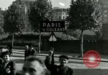Image of French civilians Paris France, 1944, second 7 stock footage video 65675022022