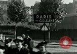 Image of French civilians Paris France, 1944, second 8 stock footage video 65675022022