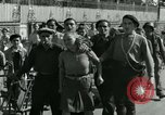 Image of woman collaborator Paris France, 1944, second 12 stock footage video 65675022025
