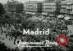 Image of aftermath of bombing Madrid Spain, 1937, second 7 stock footage video 65675022044