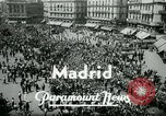Image of aftermath of bombing Madrid Spain, 1937, second 8 stock footage video 65675022044