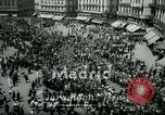 Image of aftermath of bombing Madrid Spain, 1937, second 9 stock footage video 65675022044