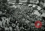 Image of aftermath of bombing Madrid Spain, 1937, second 10 stock footage video 65675022044
