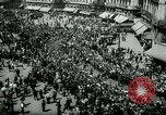 Image of aftermath of bombing Madrid Spain, 1937, second 11 stock footage video 65675022044