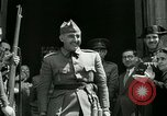 Image of General Francisco Franco Burgos Spain, 1937, second 9 stock footage video 65675022046