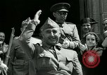 Image of General Francisco Franco Burgos Spain, 1937, second 11 stock footage video 65675022046