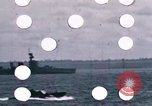 Image of British officers Atlantic Ocean, 1944, second 5 stock footage video 65675022052