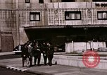 Image of US Army officers London England United Kingdom, 1944, second 3 stock footage video 65675022053