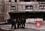 Image of US Army officers London England United Kingdom, 1944, second 4 stock footage video 65675022053
