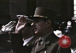 Image of Charles de Gaulle Chicago Illinois USA, 1945, second 11 stock footage video 65675022066