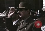 Image of Charles de Gaulle Chicago Illinois USA, 1945, second 12 stock footage video 65675022066