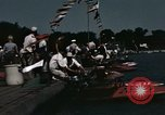 Image of motor boat race United States USA, 1945, second 4 stock footage video 65675022067