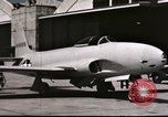 Image of Early flights of 1st US operational jet, P-80 shooting star United States USA, 1946, second 5 stock footage video 65675022068