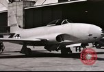 Image of Early flights of 1st US operational jet, P-80 shooting star United States USA, 1946, second 6 stock footage video 65675022068