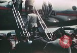 Image of American Overseas airlines London England United Kingdom, 1949, second 2 stock footage video 65675022071