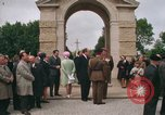 Image of British War Cemetary Normandy France, 1969, second 4 stock footage video 65675022077