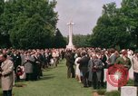 Image of British War Cemetary Normandy France, 1969, second 15 stock footage video 65675022077