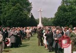 Image of British War Cemetary Normandy France, 1969, second 17 stock footage video 65675022077