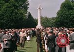 Image of British War Cemetary Normandy France, 1969, second 19 stock footage video 65675022077
