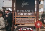 Image of Pegasus Bridge Normandy France, 1969, second 1 stock footage video 65675022078